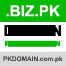 .BIZ.PK Domain Registration