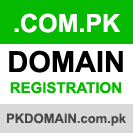 .COM.PK Domain Registration