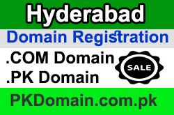 Domain Registration in Hyderabad