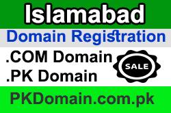 Domain Registration in Islamabad
