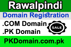 Domain Registration in Rawalpindi