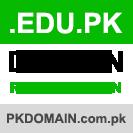.EDU.PK Domain Registration