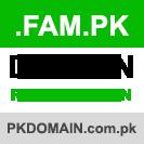 .FAM.PK Domain Registration