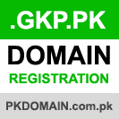 .GKP.PK Domain Registration