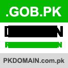 .GOB.PK Domain Registration
