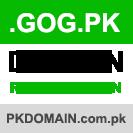 .GOG.PK Domain Registration