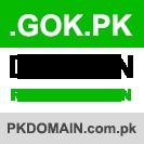 .GOK.PK Domain Registration
