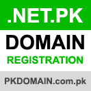 .NET.PK Domain Registration