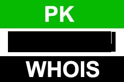 PK Domain Whois