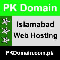 Web Hosting in Islamabad
