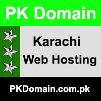 Web Hosting in Karachi