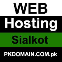 Web Hosting in Sialkot